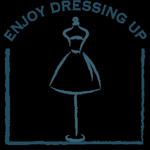 パーティードレスミーのロゴ